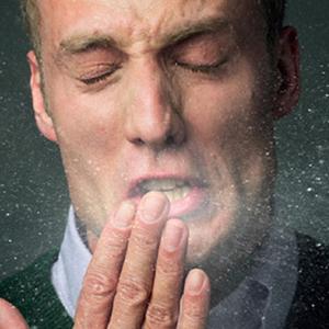 Kleenex crea una campaña de prevención de la gripe que avisa de los focos de contagio