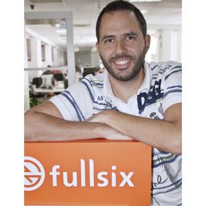 FullSIX nombra a Iván Gajate head of creative technology