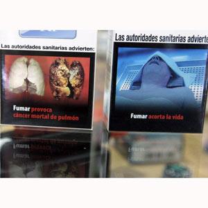 Las fotos en las cajetillas de tabaco sólo incentivan a dejar de fumar a un 14%, ¿es ésta la publicidad menos efectiva?