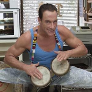 Jean-Claude Van Damme, protagonista del último spot de Go Daddy