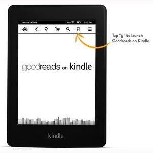 Amazon lanza su nuevo Kindle con Goodreads integrado entre otras muchas mejoras