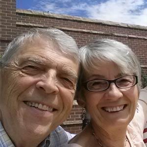 Unos abuelos crean su propia app para estar en contacto con su familia
