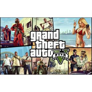 'Grand Theft Auto V' podría ingresar mil millones de dólares en tan solo un mes