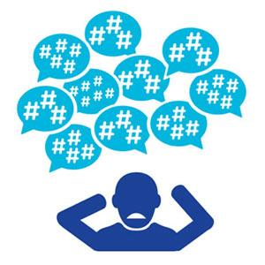 Si busca convertir su post en viral, evite los hashtags en Facebook