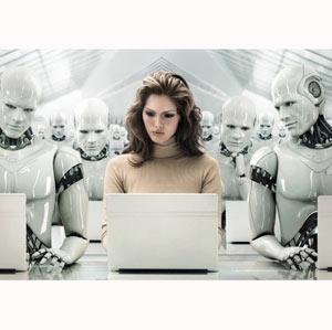 ¿Están los robots