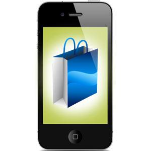 Los usuarios de iPhone son los que más compran a través de su smartphone
