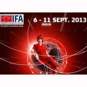 Calentamos motores para el inicio de IFA Berlín, la feria de tecnología más esperada del año