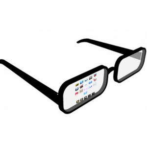 Las iGlasses sí existen. Le contamos por qué nunca las ha visto