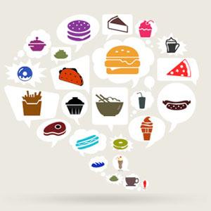 ¿Qué decimos de la comida rápida en redes sociales? Los principales restaurantes bajo la lupa