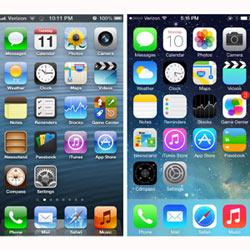 ¿Quiere ver cómo será su iPhone dentro de una semana? Se lo mostramos a través de 10 apps