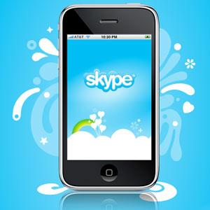 Skype lanza un novedoso formato publicitario a través de su app para iPhone