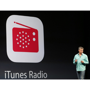 Los anunciantes apuestan por iTunes Radio como mayor fuerza de radio en internet