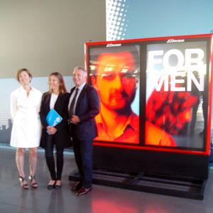 La XI edición del Premio JCDecaux se centra en el digital signage con UNICEF como protagonista