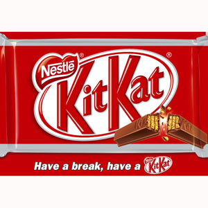 Nokia se burla de Android KitKat en una campaña gráfica muy ocurrente