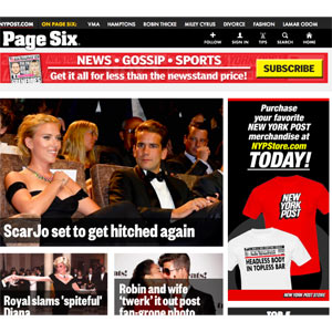 The New York Post cambia