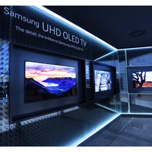 Samsung presenta su televisor OLED UHD en IFA 2013