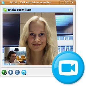 Skype celebra su décimo aniversario experimentando con llamadas en 3D
