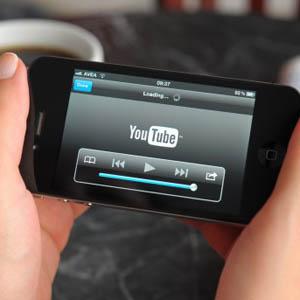 El número de usuarios españoles que vio vídeos en su smartphone aumentó un 110%