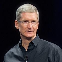 Tim Cook, CEO de Apple, se une a Twitter