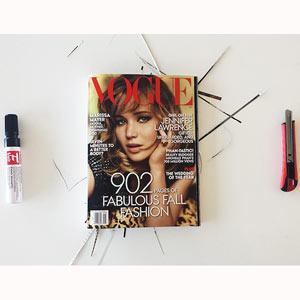 ¿Quiere leer la Vogue de septiembre sin publicidad? Prepárese para desembolsar más de cuatro millones de dólares