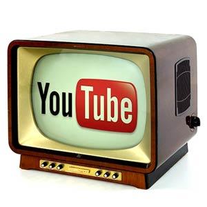 Por cada hora invertida en la televisión lineal, los europeos ven sólo un minuto en YouTube