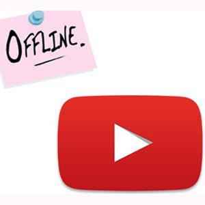 YouTube se podrá ver a partir de noviembre también en modo offline