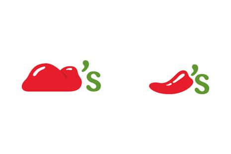 Si los logos de marcas de comida rápida se alimentaran de lo mismo que anuncian…