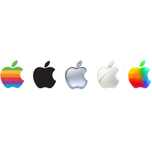 Apple-Logo-History