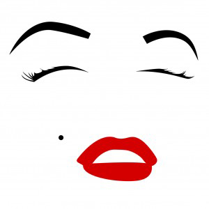 Ejemplos del mejor branding personal: Marilyn Monroe