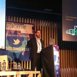 D. López (Accenture) en #SoLoMo2013: