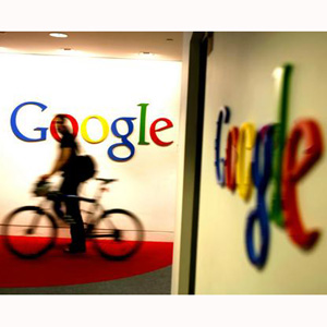 Google has been named as the best workplace in Australia.