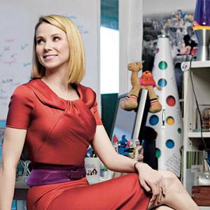 Marissa Mayer quiere poner de patitas en la calle a 500 empleados de Yahoo! por