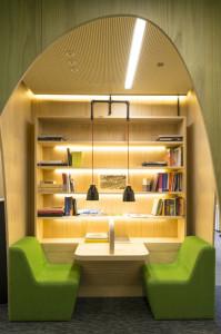 Así es el nuevo aspecto de las oficinas de Google en Madrid