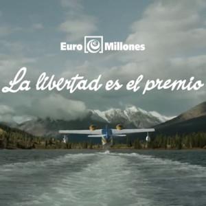 Nueva Campaña de McCann para EUROMILLONES de Loterías