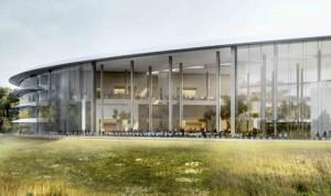 Apple permanece fiel a su estilo en sus nuevas instalaciones de Cupertino, ¿quiere entrar?