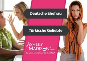 Una campaña de Ashley Madison, la web especializada en infidelidades, es retirada por racista