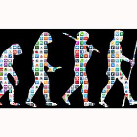 evolucion social media