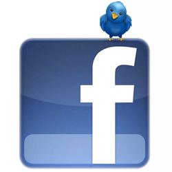 8 razones por las que Twitter no consigue escapar de la sombra de Facebook
