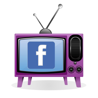facebook-on-tv