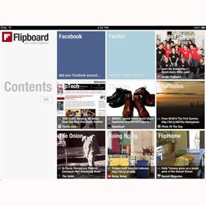 Informado y de compras: Flipboard se lanza al comercio digital