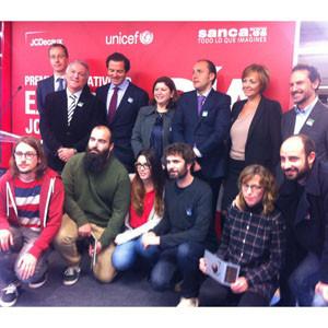 JCDecaux y Unicef celebran el Día del Niño premiando a los mejores creativos de España en #premioJCDecaux