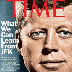 Le invitamos a recordar a JFK a través de 30 históricas portadas en el 50 aniversario de su asesinato