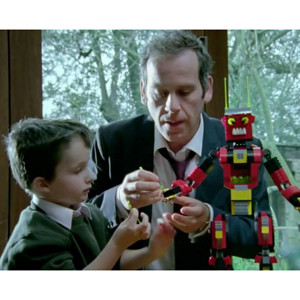 Una historia de padre e hijo para el nuevo anuncio de la campaña navideña de Lego