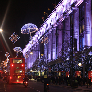 luces oxford street