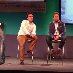 A. Pallete y F.V.Olmos (JWT) en #ElOjo:
