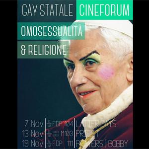 Una campaña que muestra al Papa Benedicto XVI maquillado ha desatado la polémica en Italia