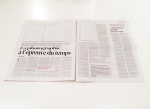 ¿Cómo son de importantes las fotografías en un periódico? Un experimento de un diario francés lo demuestra