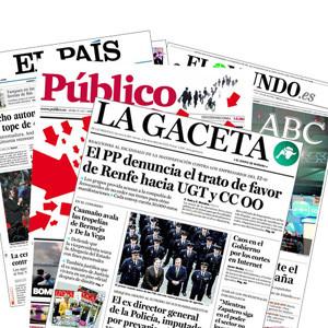 Los datos de la OJD reflejan que los grandes diarios españoles siguen sin remontar sus ventas