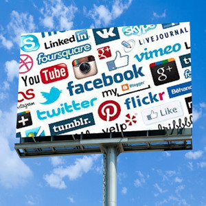 Los anuncios nativos serán la forma predominante de publicidad en los medios sociales