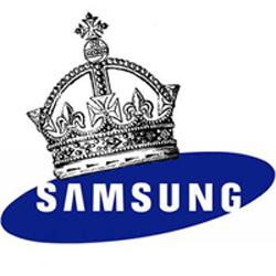 Samsung se posa la corona de ganador del mundo móvil, dejando a Apple en una lejana segunda posición